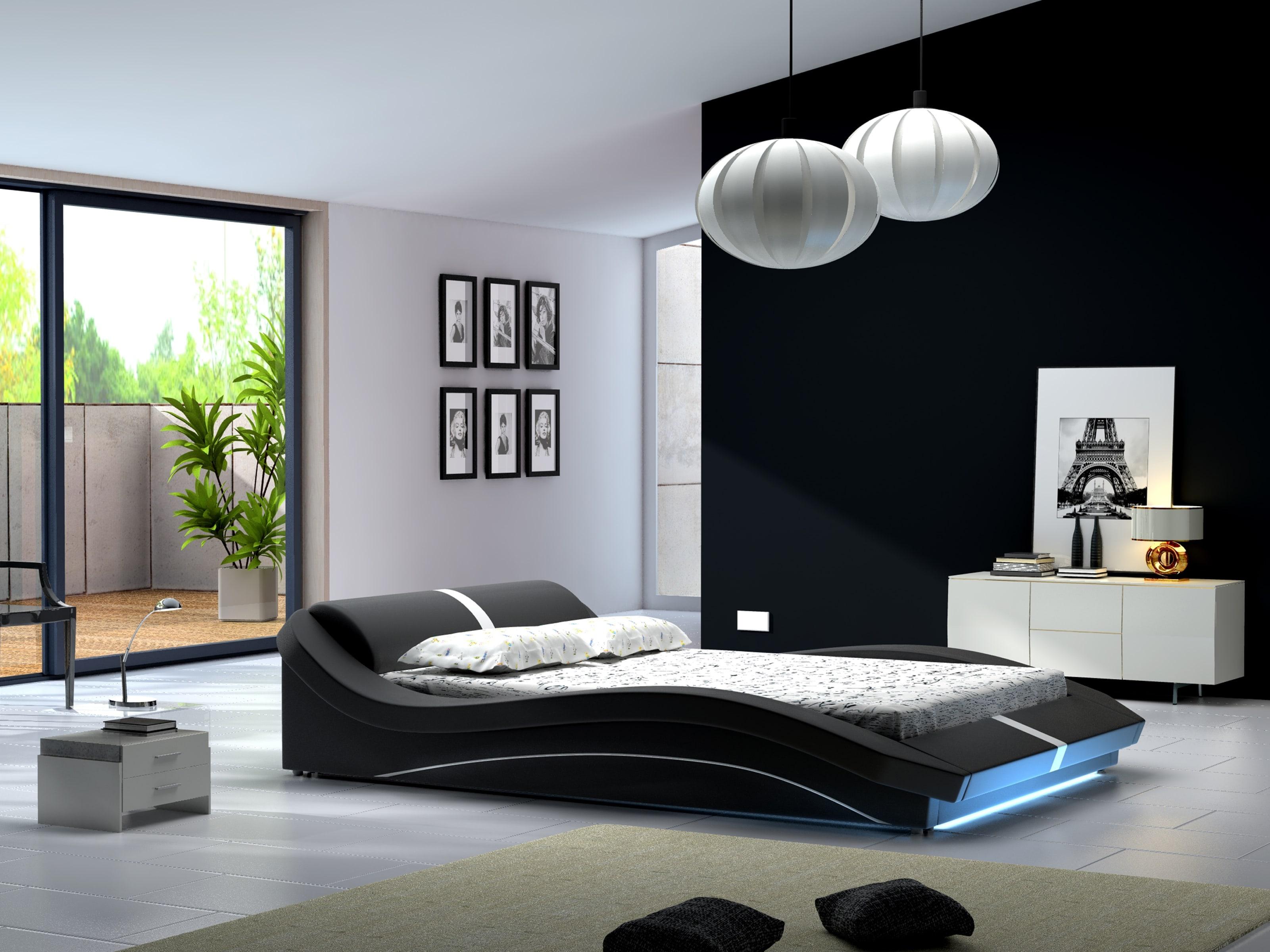 Manželská postel 140 cm - Lilia 5 (s matrací a roštem)