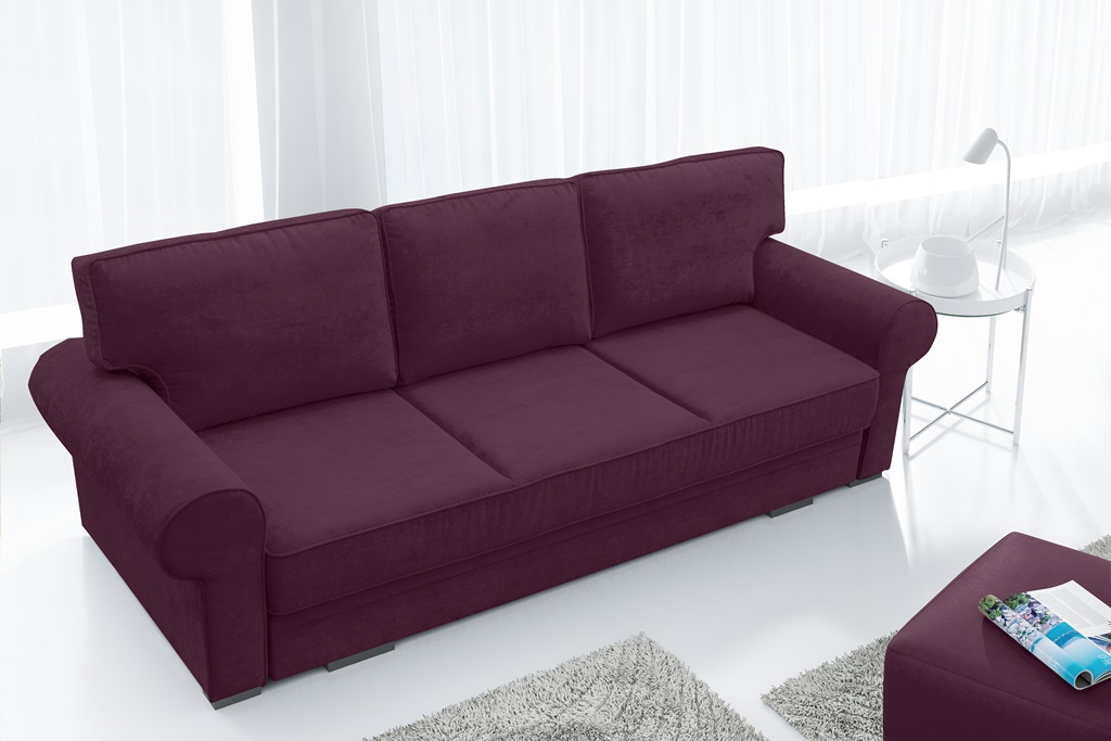 Pohovka - Bremo (fialová)