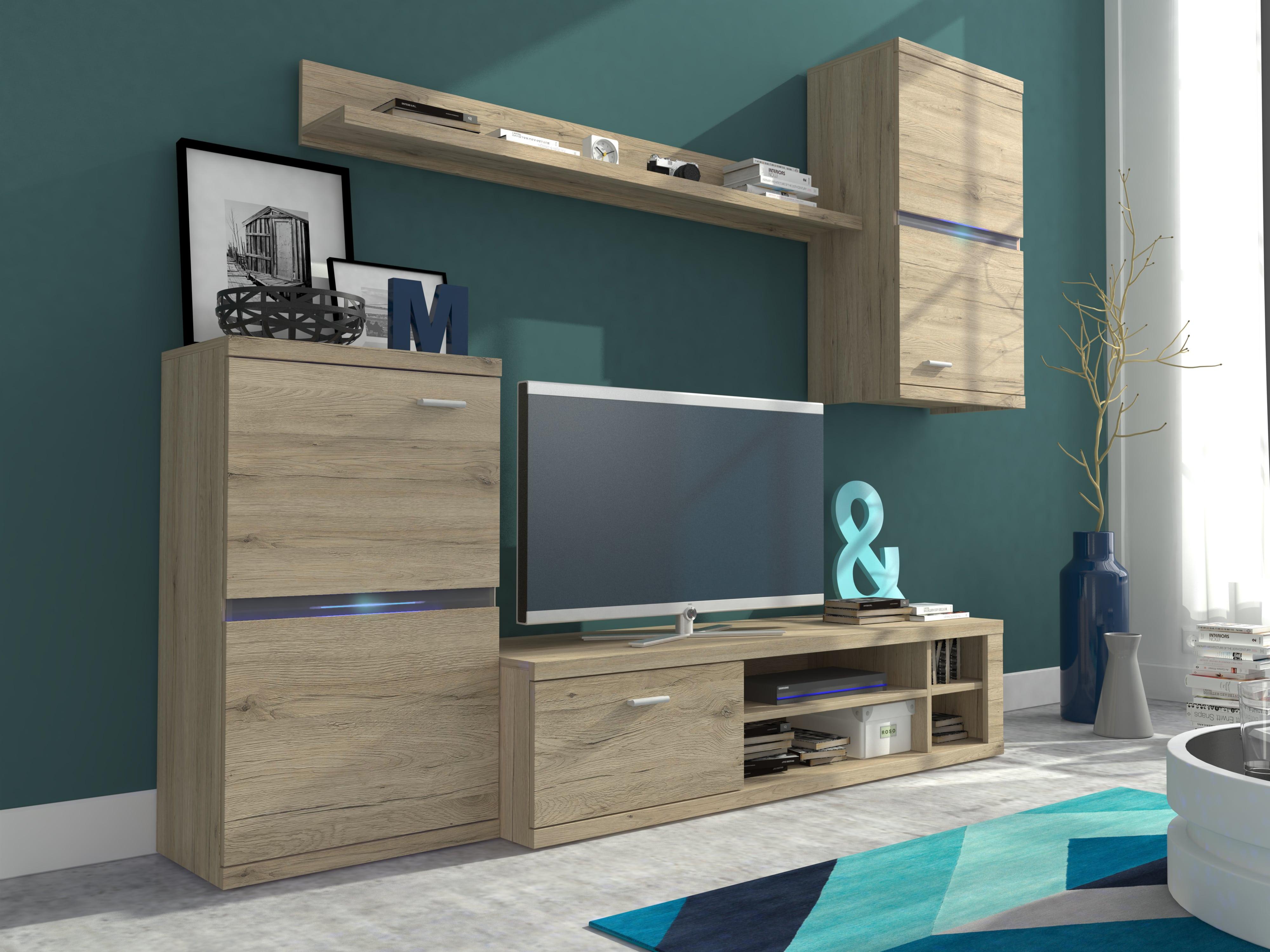 Obývací stěna - Ide (san remo)