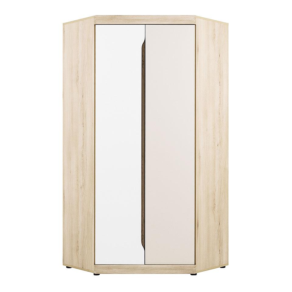 Rohová šatní skříň - Smarden
