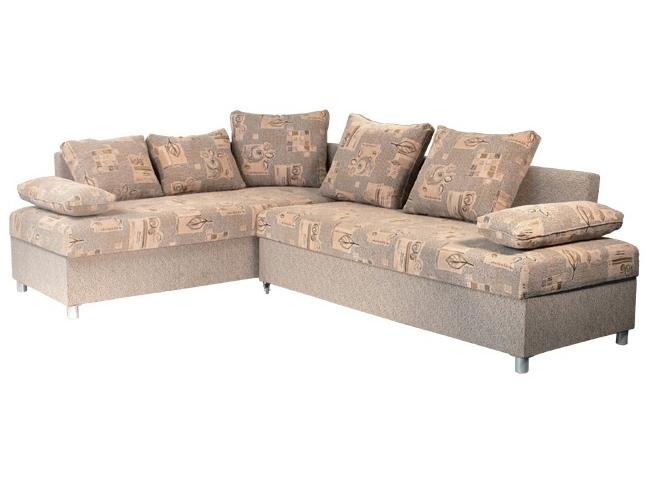 Rohová sedací souprava - Mitru - Bari (s pružinovou matrací) (L)