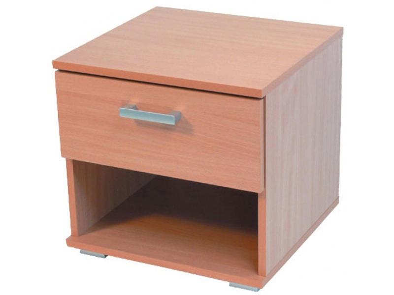 Noční stolek - Mitru (jedna zásuvka)