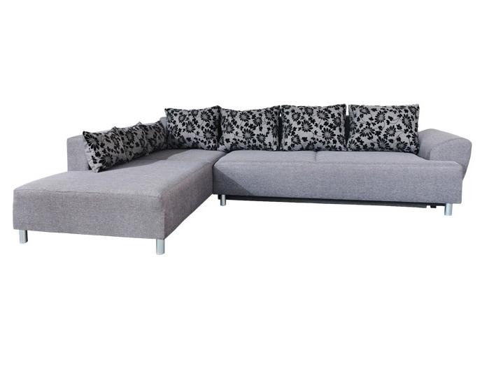 Rohová sedací souprava - Mitru - Simona (se sendvičovou matrací) (L)