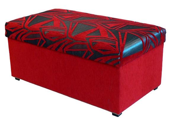 Taburetka - Mitru obdélníková (s molitanovou matrací)