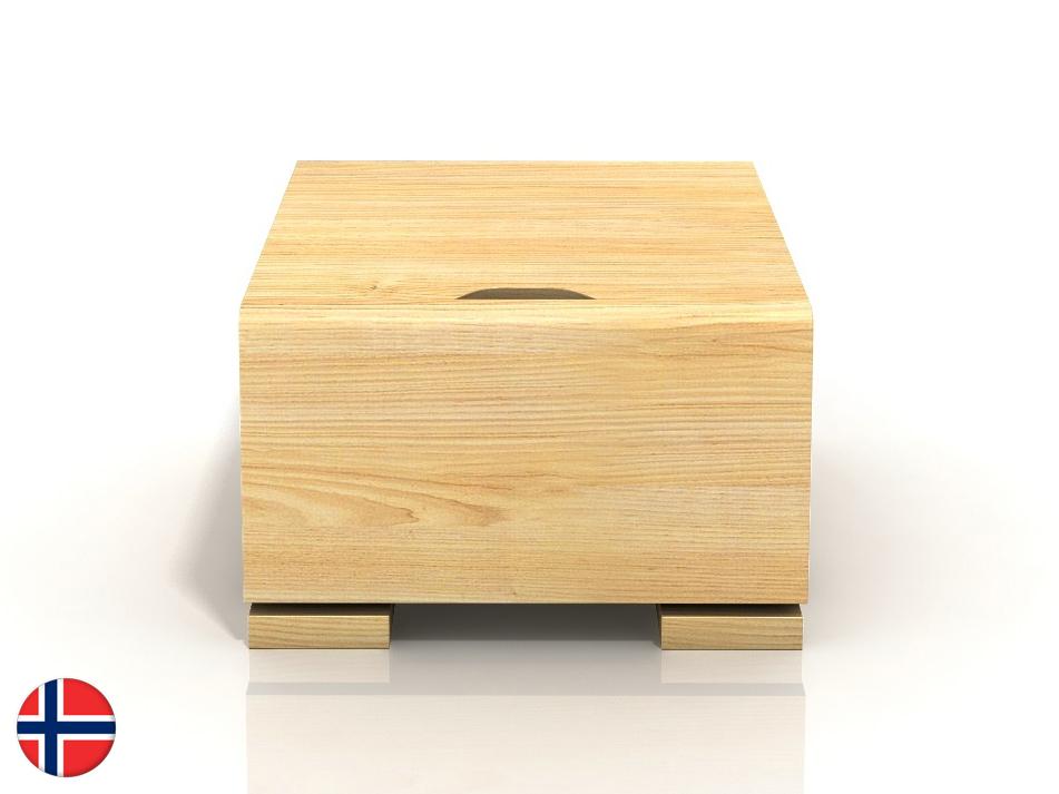 Noční stolek - Naturlig - Blomst (borovice)