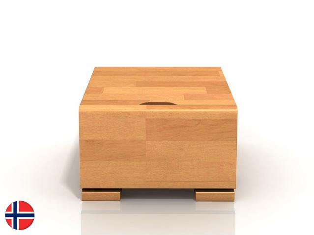 Noční stolek - Naturlig - Blomst (buk)