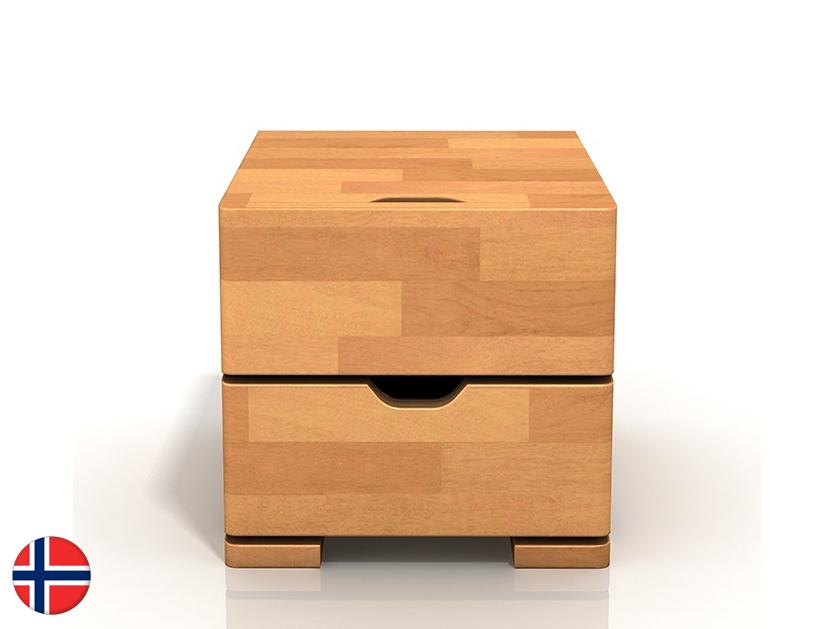 Noční stolek - Naturlig - Bokeskogen High (buk)