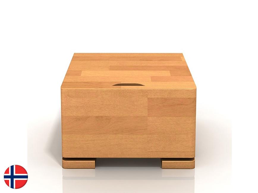 Noční stolek - Naturlig - Bokeskogen (buk)
