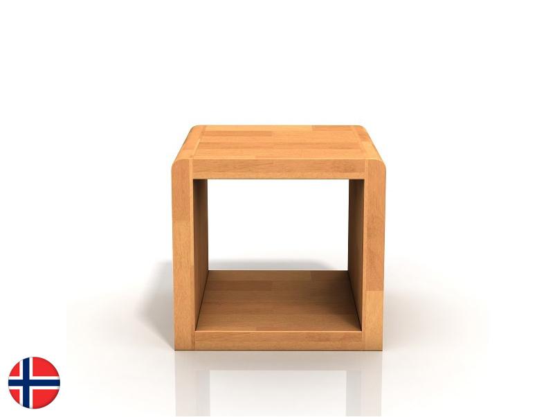 Noční stolek - Naturlig - Ervik (buk)