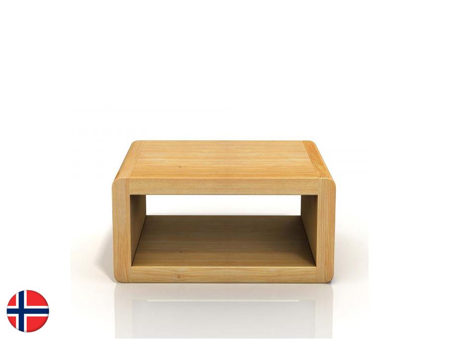 Noční stolek - Naturlig - Invik (borovice)