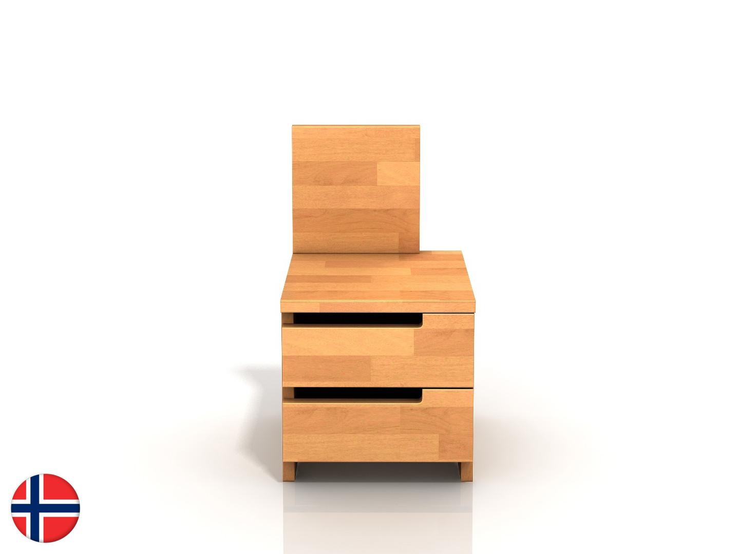 Noční stolek - Naturlig - Larsos High (buk)