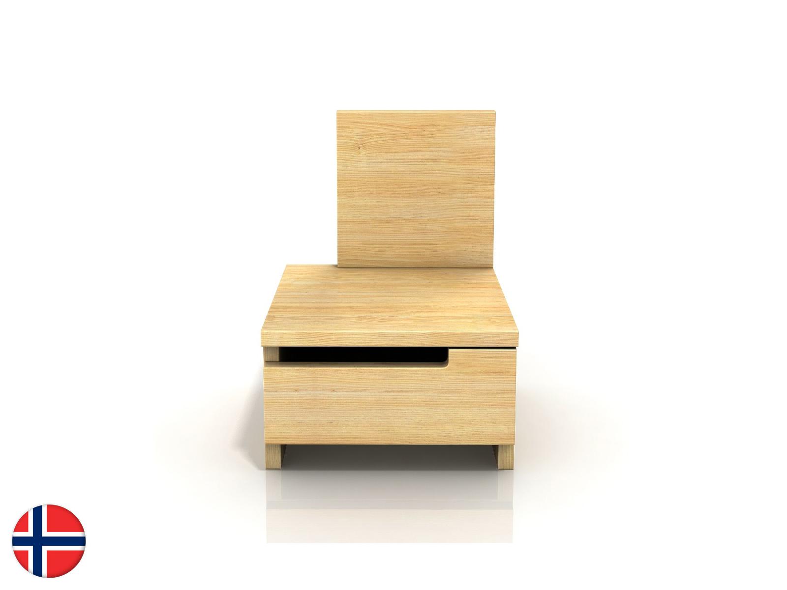 Noční stolek - Naturlig - Larsos (borovice)