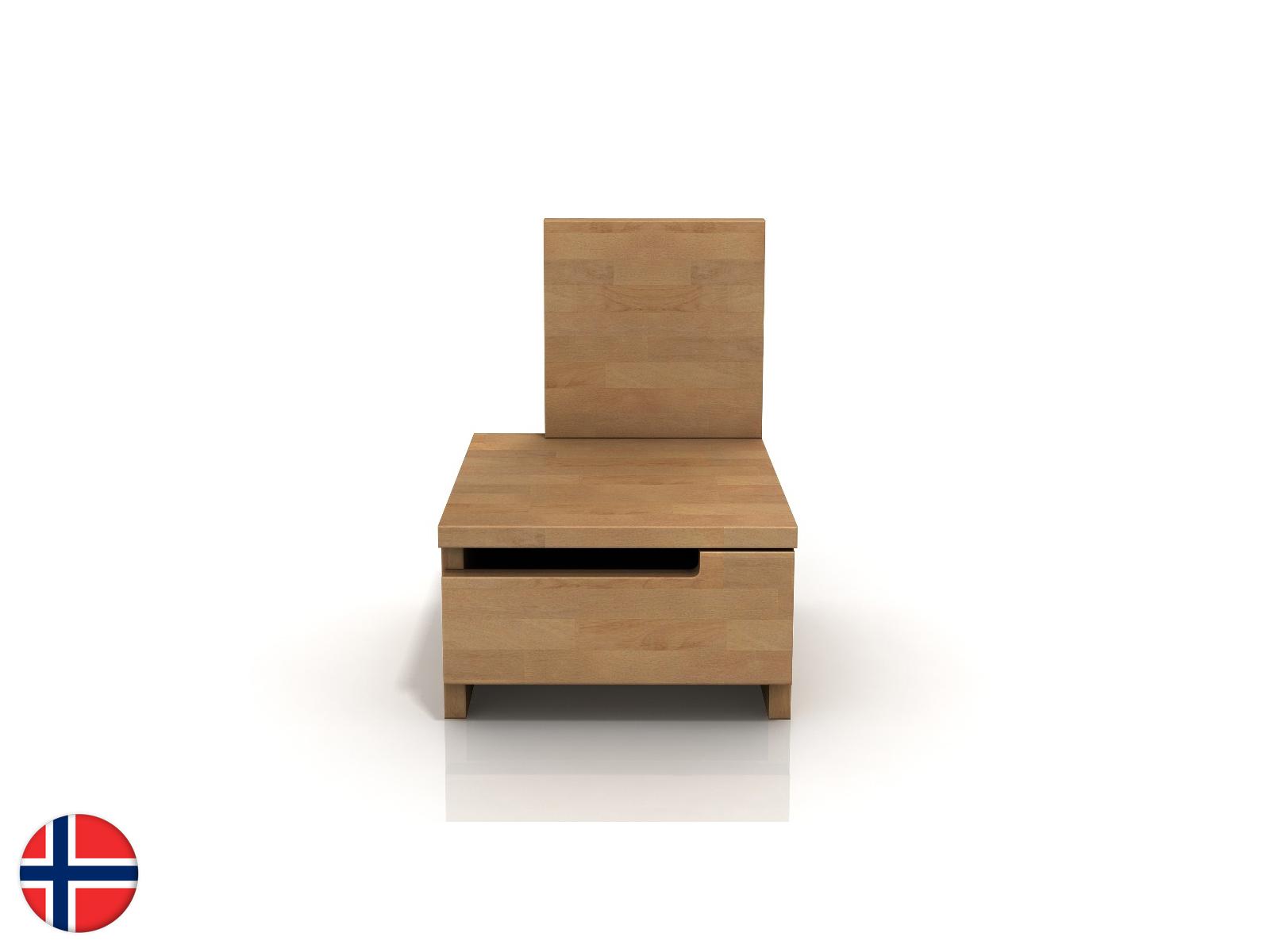 Noční stolek - Naturlig - Larsos (buk)