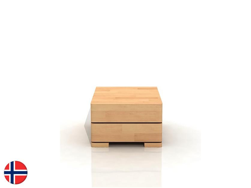 Noční stolek - Naturlig - Lorenskog 1S (buk)