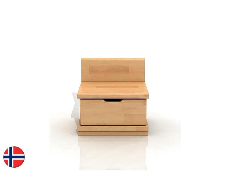 Noční stolek - Naturlig - Tosen 1S (buk)