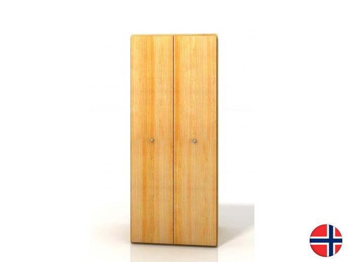 Šatní skříň - Naturlig - Invik 2D (borovice)