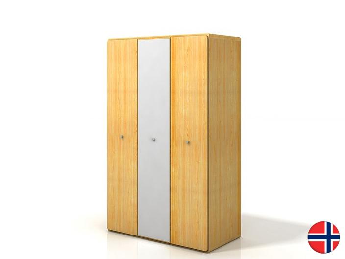 Šatní skříň - Naturlig - Invik 3D (borovice)