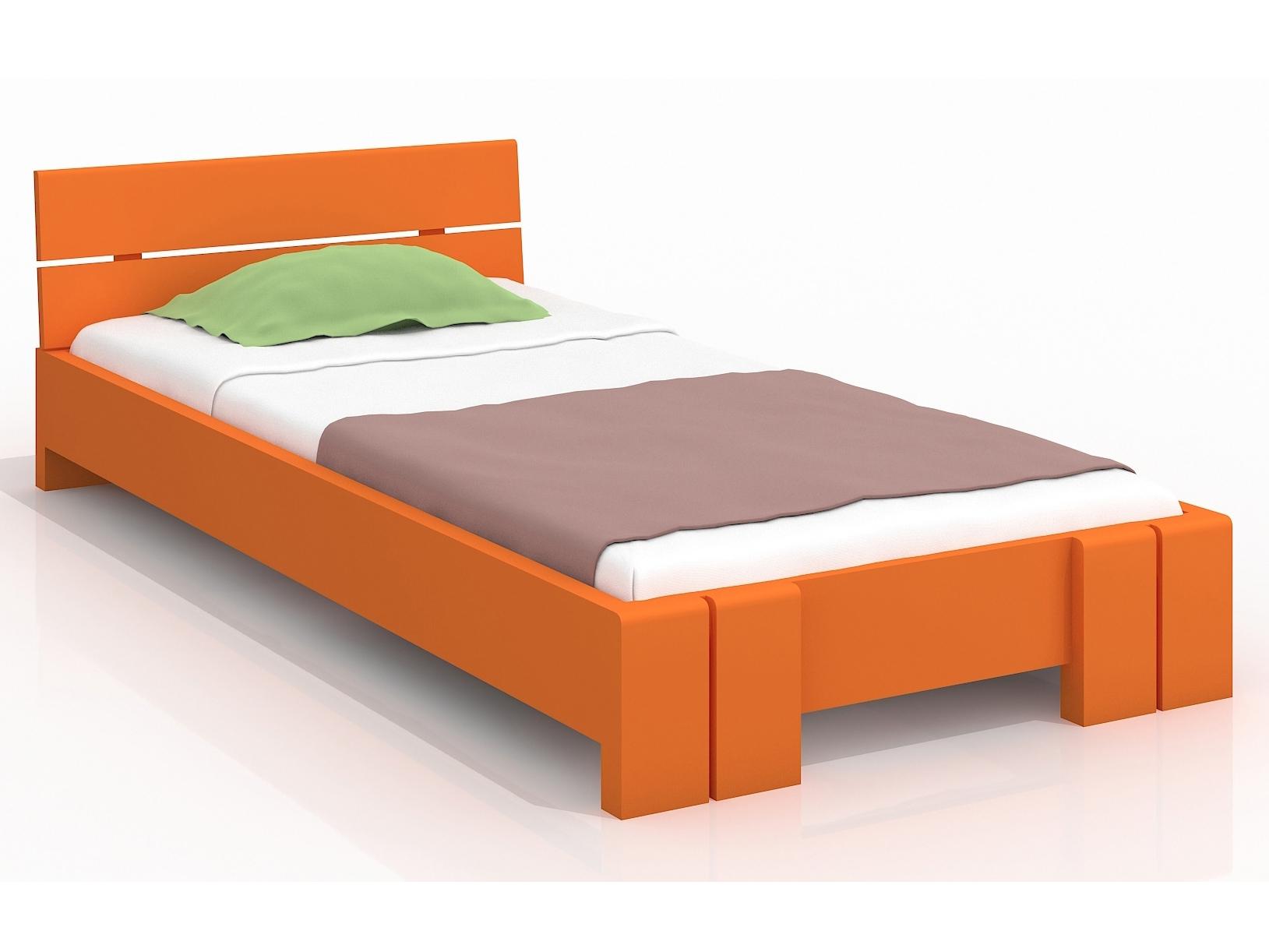 Jednolůžková postel 120 cm - Naturlig Kids - Tosen (borovice) (s roštem)
