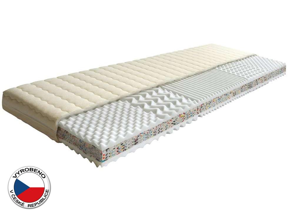 Pěnová matrace - Purtex - Triflex Plus - 200x100 cm (T3)