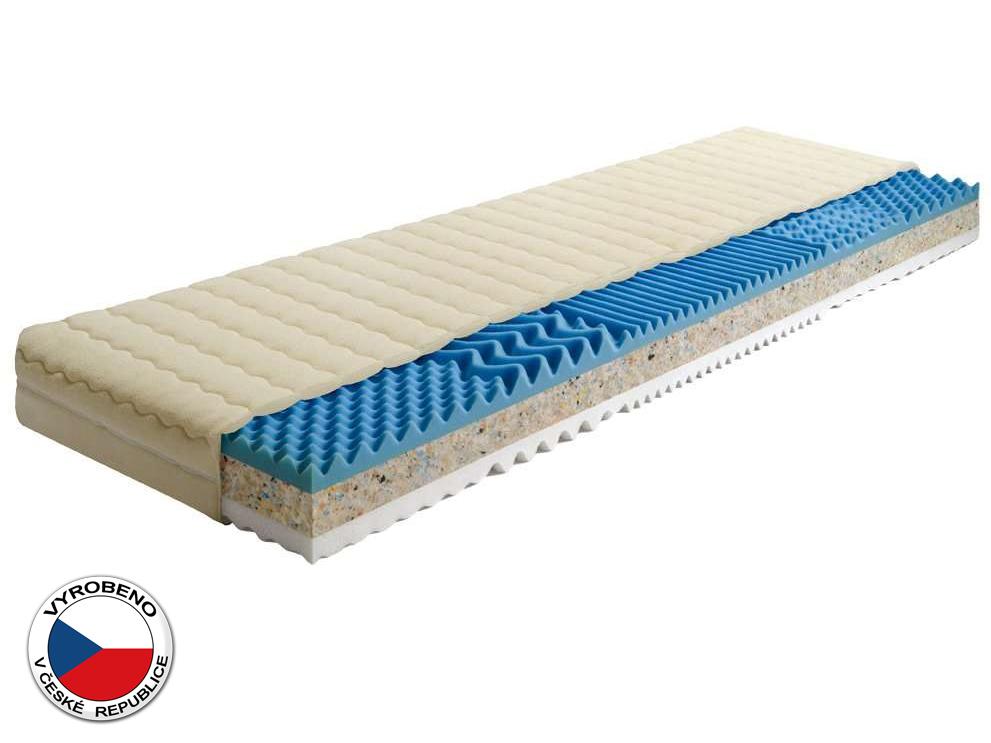 Pěnová matrace - Purtex - Trilux - 200x80 cm (T2/T3)
