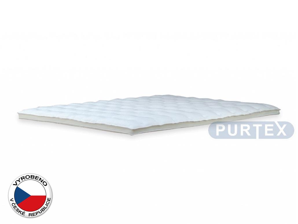 Pěnová matrace - Purtex - Topper - 200x180 cm