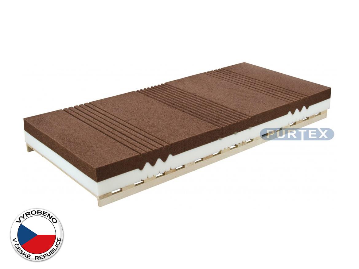 Pěnová matrace - Purtex - Bronco Xdura - 195x80 cm (T2/T4)