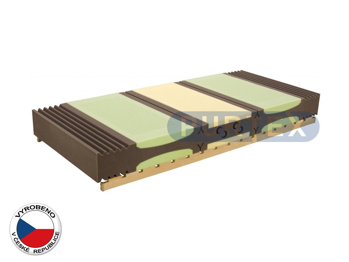Pěnová matrace - Purtex - Flora - 195x80 cm (T2)