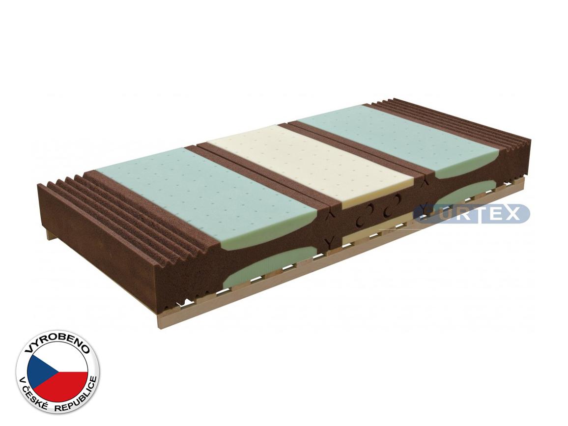 Pěnová matrace - Purtex - Flora Xdura - 195x80 cm (T2)