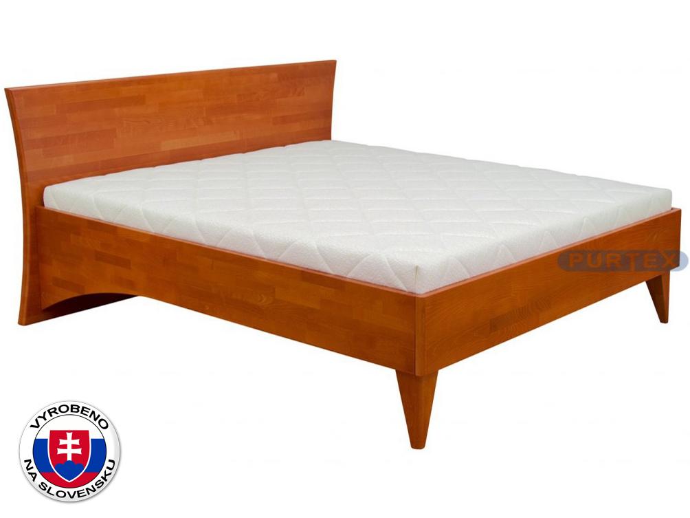 Manželská postel 180 cm - Purtex - Bea (masiv)