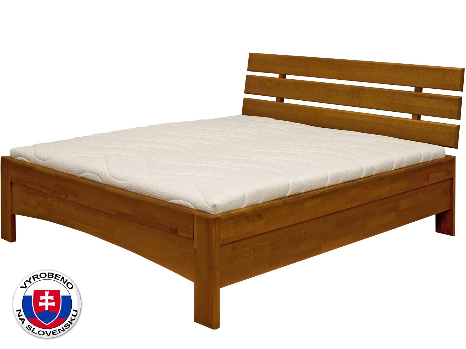 Manželská postel 180 cm - Purtex - Ava (masiv)
