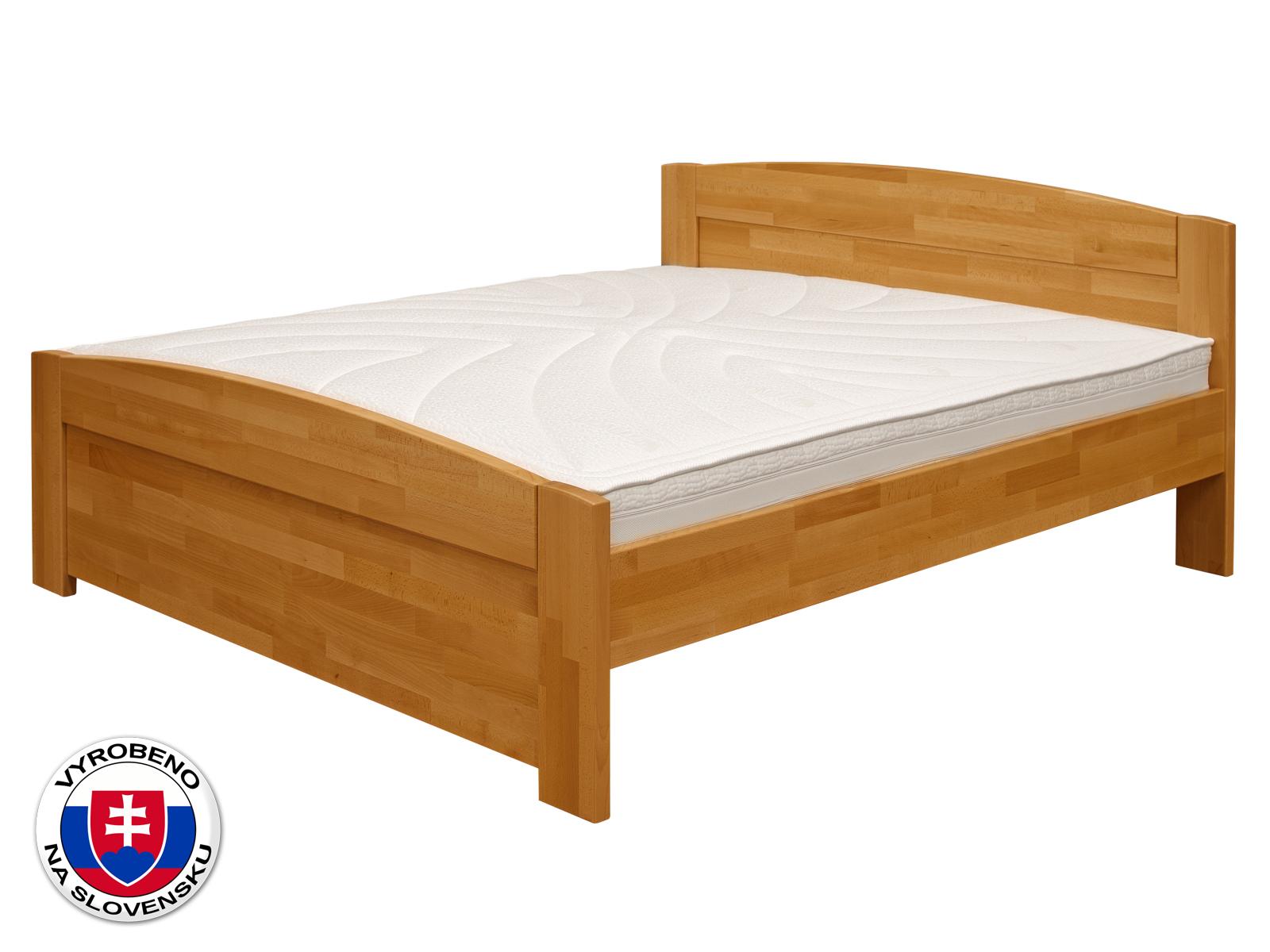 Manželská postel 180 cm - Purtex - Lada (masiv)