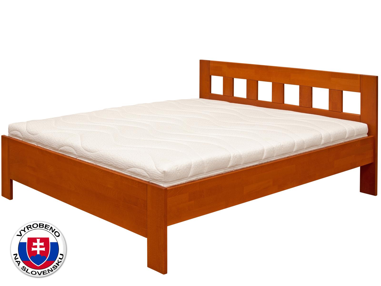 Manželská postel 180 cm - Purtex - Poppy (masiv)