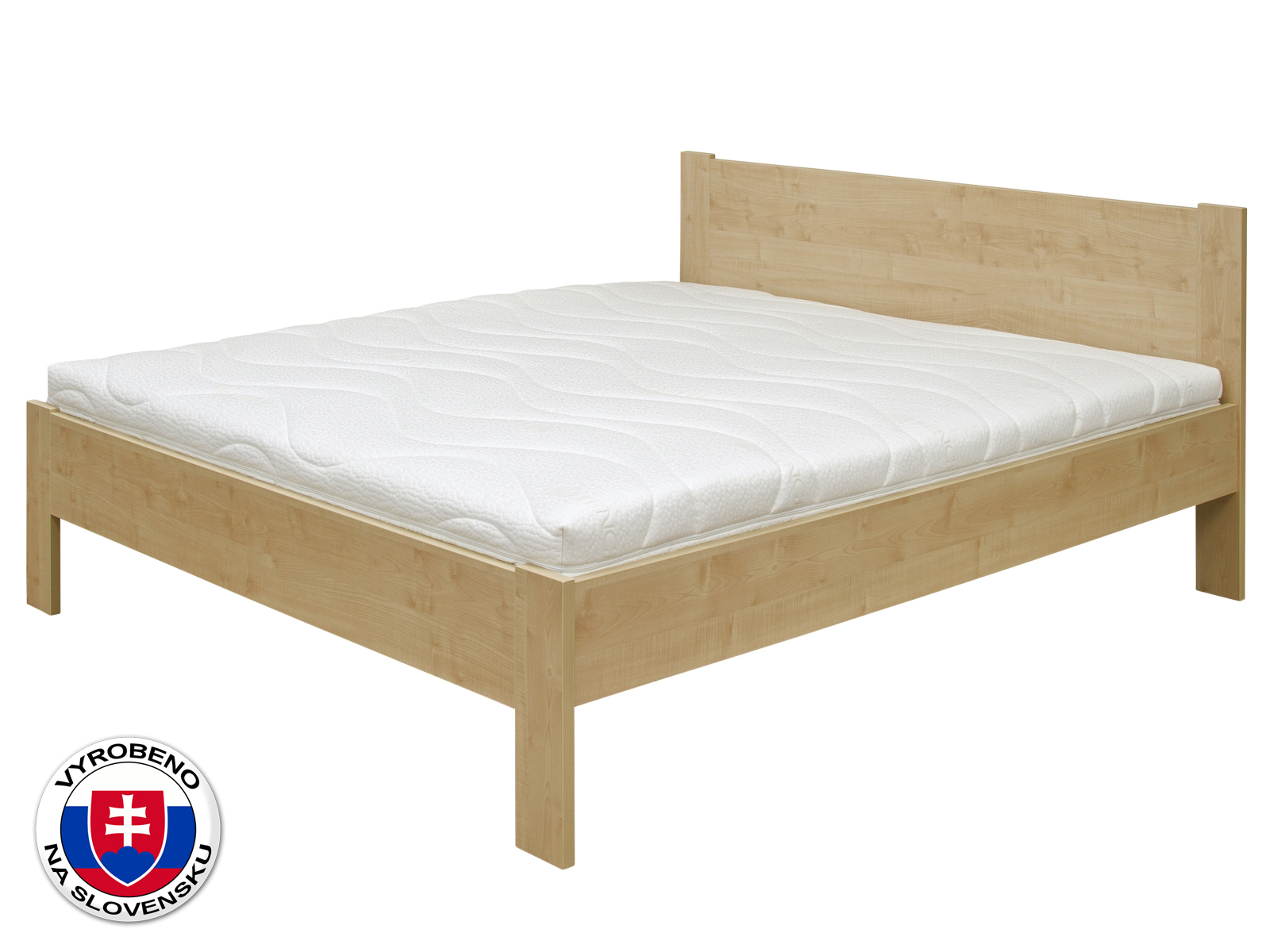 Manželská postel 180 cm - Purtex - Ruby