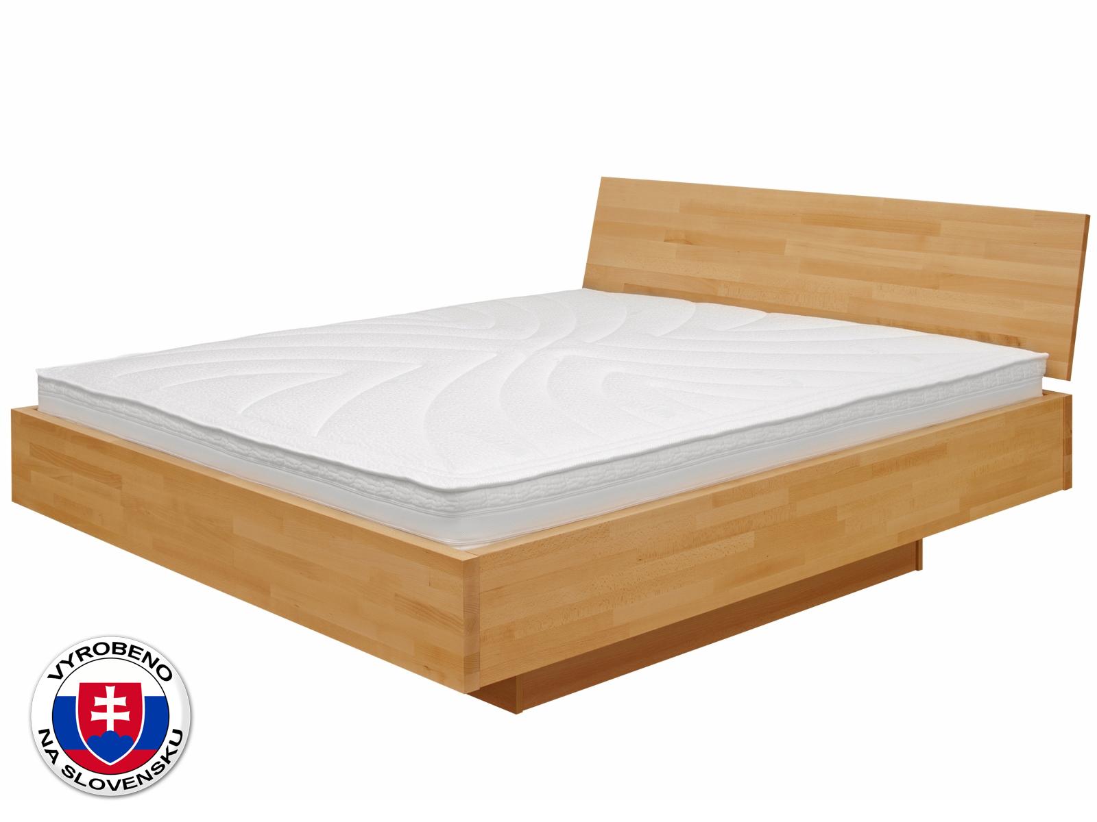 Manželská postel 180 cm - Purtex - Sky (masiv)
