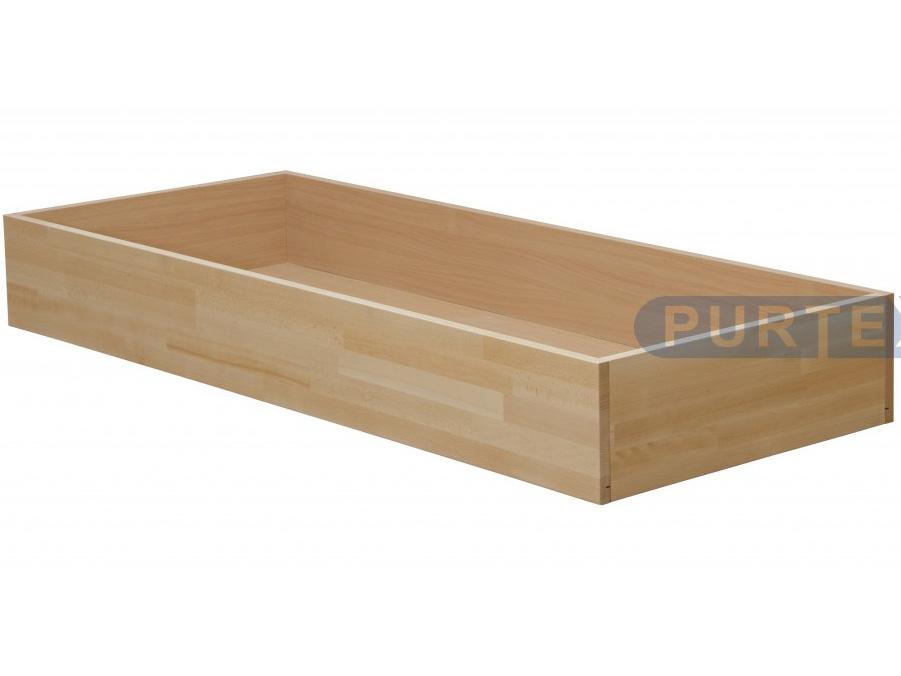 Úložný prostor pod postel (zásuvka) - Purtex - Pro výklop 198x80 cm (masiv)