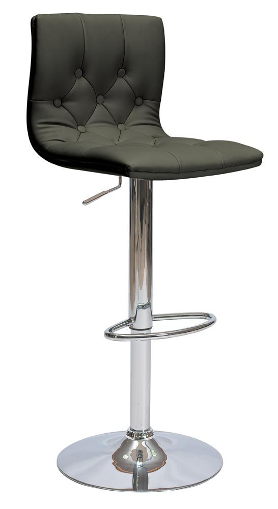 Barová židle - Signal - C-10A Krokus černá