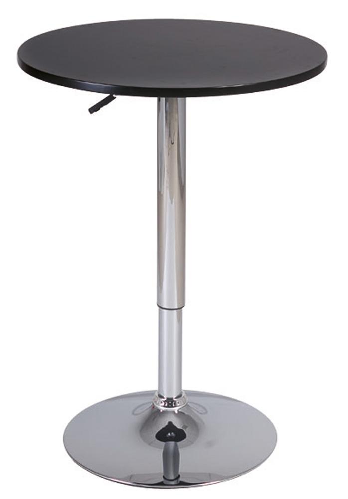 Barový stůl - Signal - B-500 černý