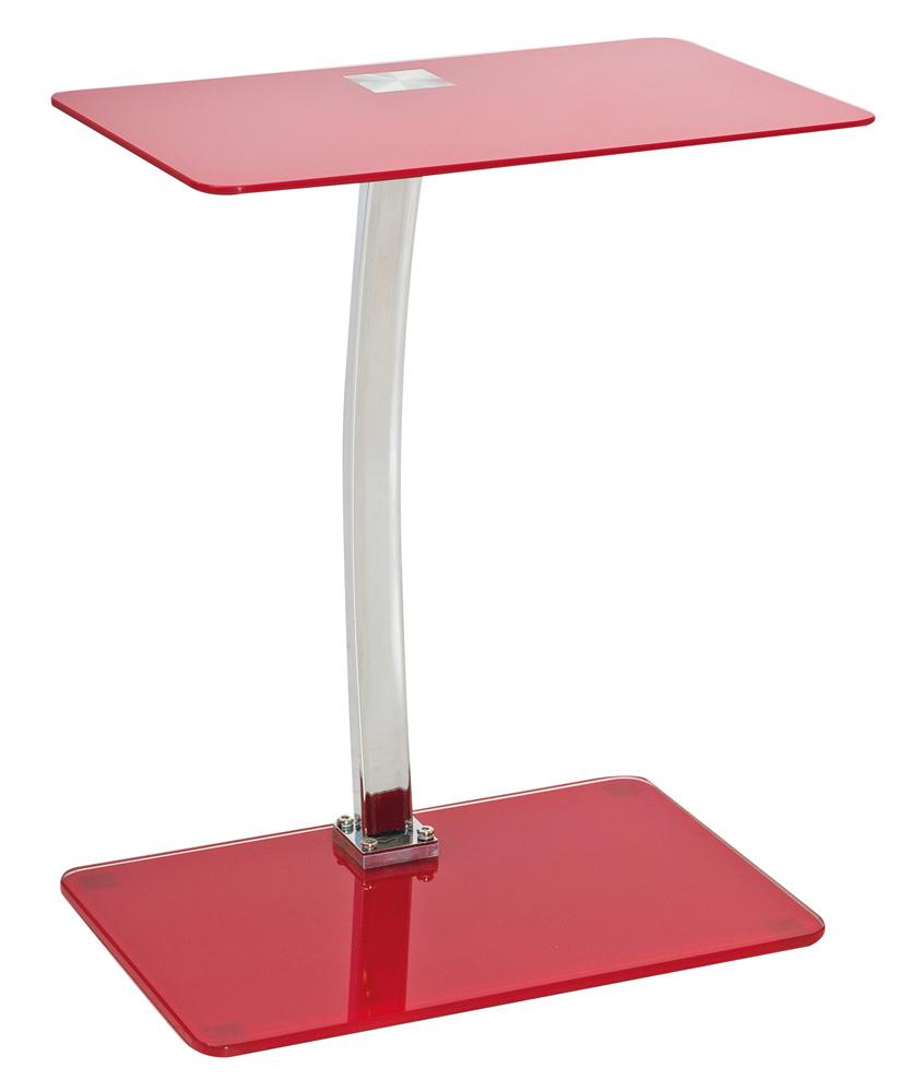 Příruční stolek - Signal - Lifto červený
