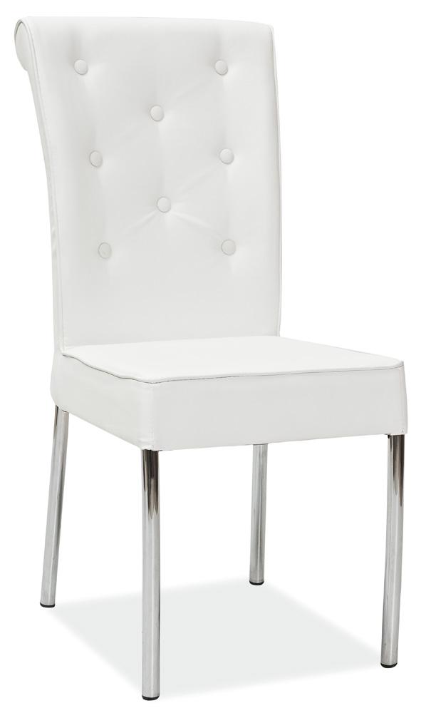 Jídelní židle - Signal - H-222 bílá