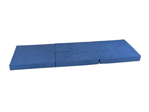 Rozkládací pěnová matrace - Styler - Tomy (modrý)