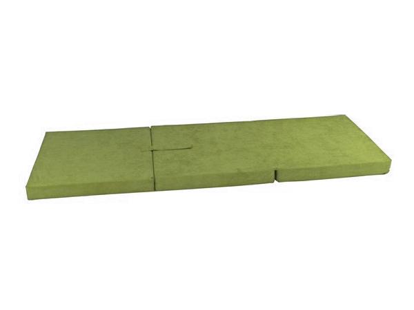 Rozkládací pěnová matrace - Styler - Tomy (zelený)
