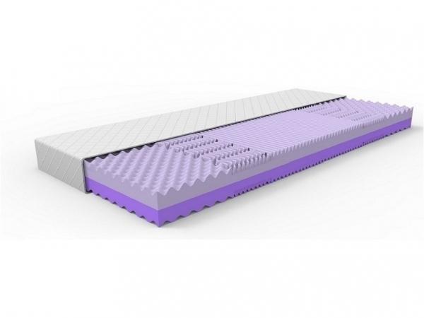 Pěnová matrace - Styler - Happy - 200x80 cm (T3/T4)