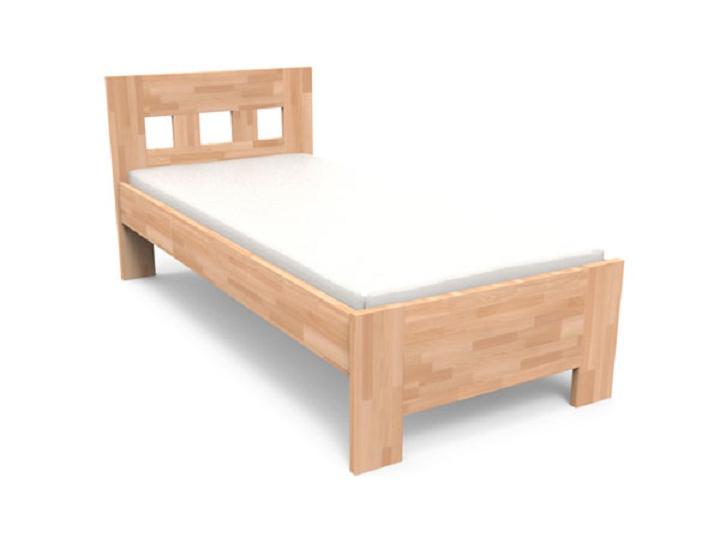 Jednolůžková postel 90 cm - Styler - Jana Senior