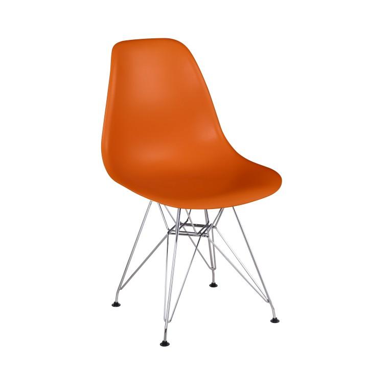 Jídelní židle - Tempo Kondela - Anisa new (oranžová)