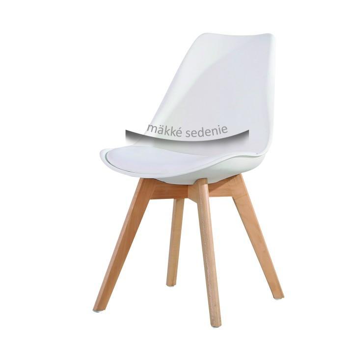 Jídelní židle - Tempo Kondela - Bali new (bílá)
