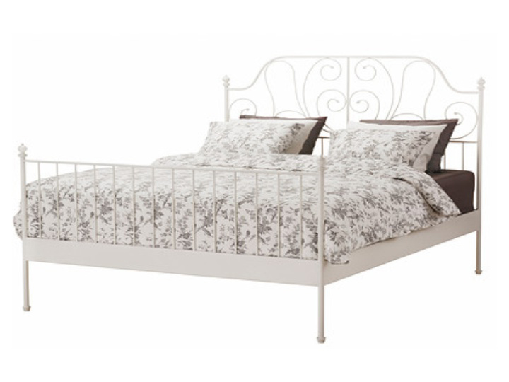 Manželská postel 160 cm - Tempo Kondela - Behemoth (s roštem)
