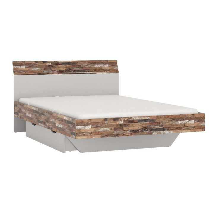 Jednolůžková postel 120 cm - Tempo Kondela - Beria (s úl. prostorem)
