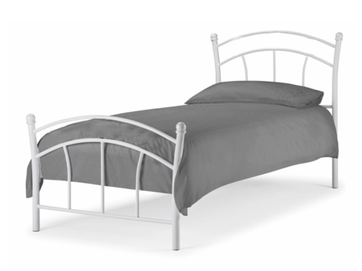 Jednolůžková postel 90 cm - Tempo Kondela - Burzum (s roštem)
