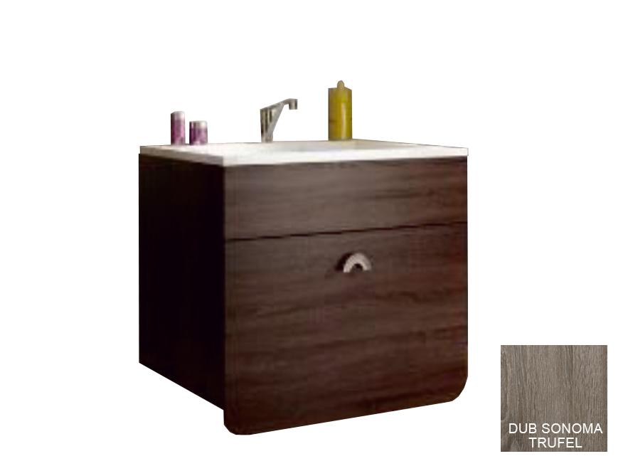 Koupelnová skříňka pod umyvadlo - Tempo Kondela - Dominika 35RO/TR13