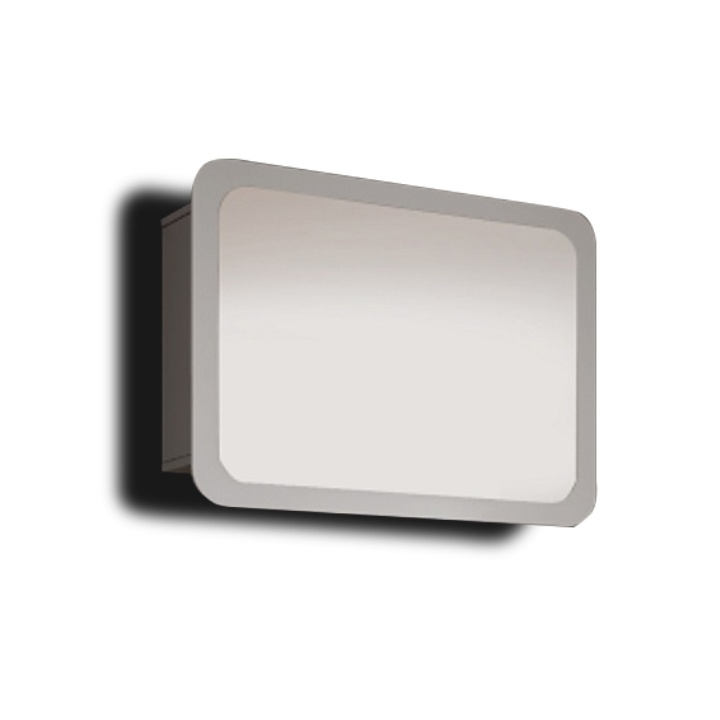 Koupelnová skříňka - Tempo Kondela - Dominika - 35RO TR14 (se zrcadlem)